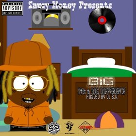 It's A Big Difference BigMoneyBrezzy front cover