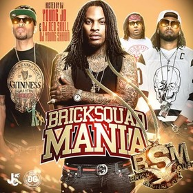 BrickSquad Mania DJ Young JD front cover