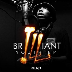 Brilliant Youth EP Dizzy Wright front cover