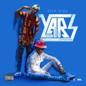 YARS Rich Kidz front cover