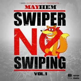 Swiper No Swiping Mayhem front cover