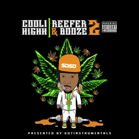Reefer And Booze 2 Cooli Highh front cover