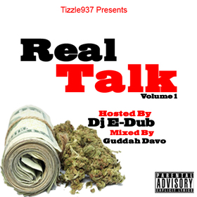 Real Talk Vol.1 Tizzle937 front cover