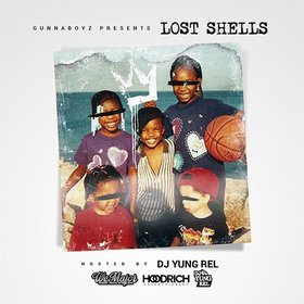 Lost Shells Don Peso front cover