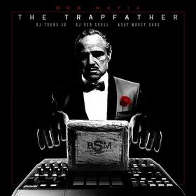 The Trapfather DJ Young JD front cover