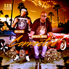 Money Mac & Melbo - Connected DJ D.Souff front cover