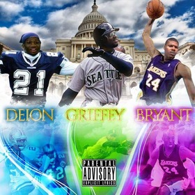 Deion Griffey Bryant Roc Mikey front cover
