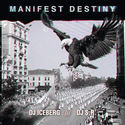 Manifest Destiny Sam King front cover
