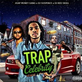 Trap Celebrity DJ ASAP front cover