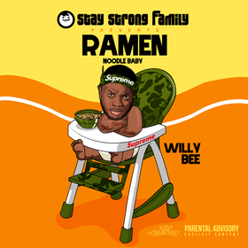 Ramen Noodle Baby Willy Bee front cover