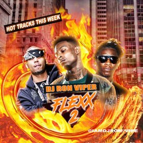 Flexx 2 (Hot Tracks This Week) DJ Ron Viper front cover