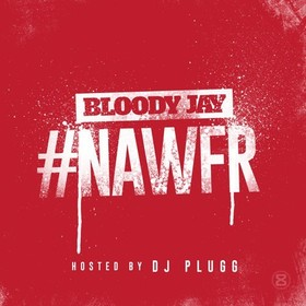 #NAWFR Bloody Jay front cover