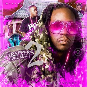 Trapper's Delight 2 DJ HyDef front cover