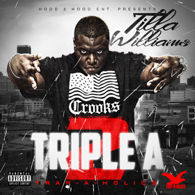 Triple A pt.2 Trap-A-Holics front cover