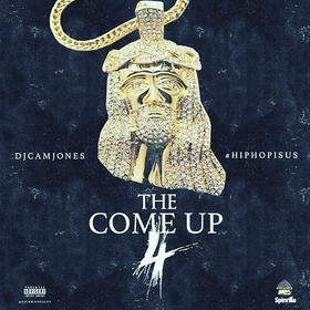 The Come Up 4 #HipHopIsUs front cover