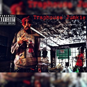 Benny Traphouse- Traphouse Junkie BGM Suggsy Benz front cover