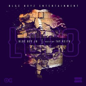 Loco BlocBoy JB  front cover