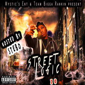 Street Logic 10 Tampa Mystic front cover