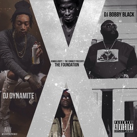 The Foundation X DJ Dynamite front cover