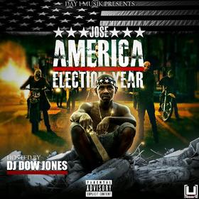 Jose America : Election Year Jose Peoples front cover