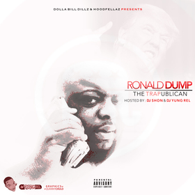 Ronald Dump DollaBillDillz front cover