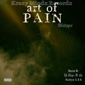 Art Of Pain (Hosted By Endryu Lee) DJ Stop N Go front cover