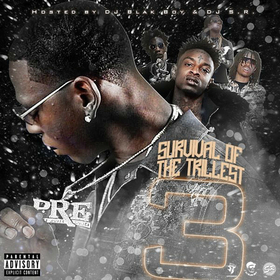Survival Of The Trillest 3 DJ S.R. front cover