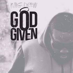 Yung Drew - God Given Dj RedFx front cover