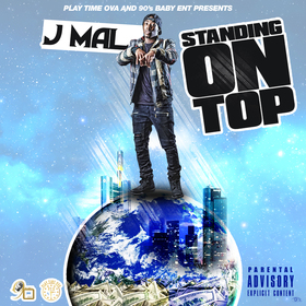 Standing On Top Jmal front cover