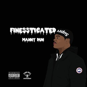 FINESSTICATED Manny Dun front cover