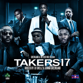 Takers 17 MellDopeAF front cover