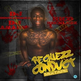 Recklezz Conduct Rico Recklezz front cover