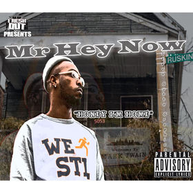 Mr.Hey Now-Honey I'm Home DJ WILDBOY  front cover