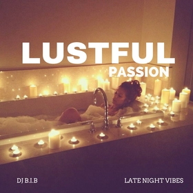 Lustful Passion (Late Night Vibes) DJ B.I.B front cover