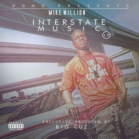 Interstate Music LP Callier front cover