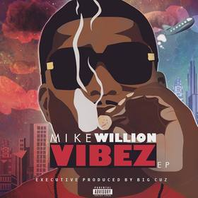 Vibez Ep Callier front cover