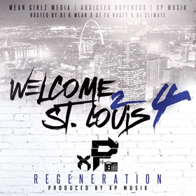 Welcome 2 St. Louis 4: xP Musik DJ K.Mean front cover