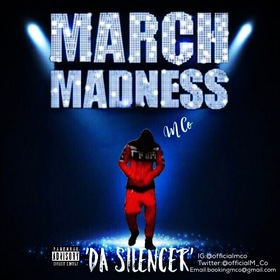 March Madness M Co front cover