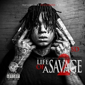 Life Of A Savage 2 SD front cover