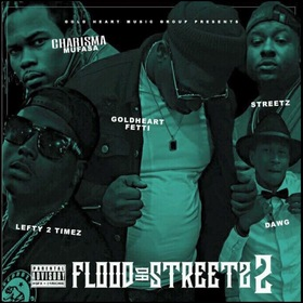 FLOOD DA STREETZ 2 Fetti front cover