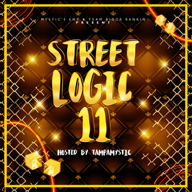 Street Logic 11 Tampa Mystic front cover