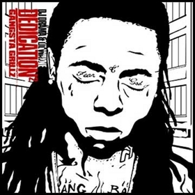 Dedication 2 Lil Wayne front cover