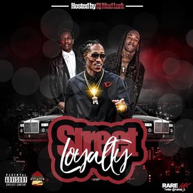Street Loyalty DJ Mad Lurk front cover