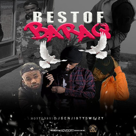 Best Of Baraq DJSweizy15 front cover
