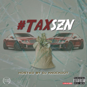 Taxszn DJ KnockOut front cover