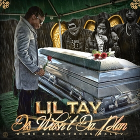 Dis Wasn't Da Plan Lil Tay front cover