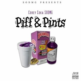 Piff & Pints Corey Coka front cover