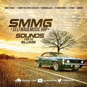 Sounds From The Slums Mixtape SMMG front cover