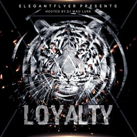 Loyalty DJ Mad Lurk front cover