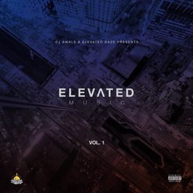 Elevated Music Vol. 1 DJ Swale front cover